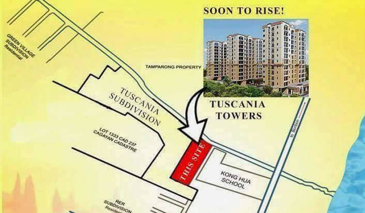 Tuscania Towers CDO