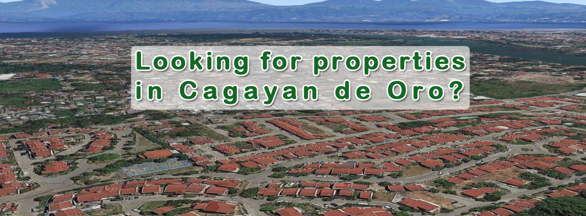 Looking for Properties in Cagayan de Oro